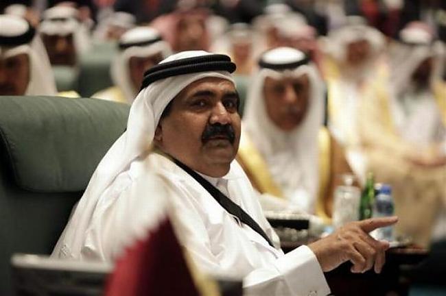Sheihs no Katāras Hamad bin... Autors: Pack man Bagātākie karaļi, karalienes un prinči