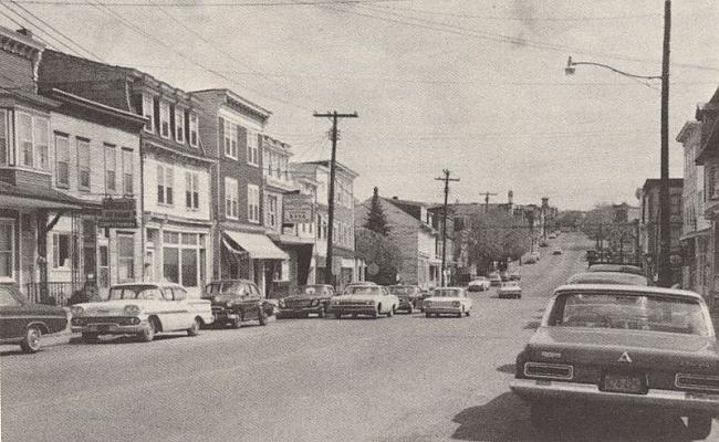 Centrālija 1951 gadā Autors: tgff1901 Centrālija, Pensilvānijas štats - īstā Silent Hill