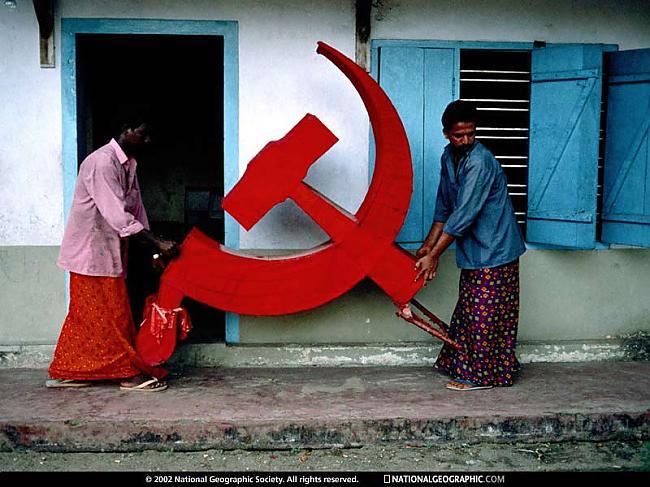 Dānijā Komunisti atnākuši Autors: Domestos Kā dažādās tautās dēvē menstruācijas? :D