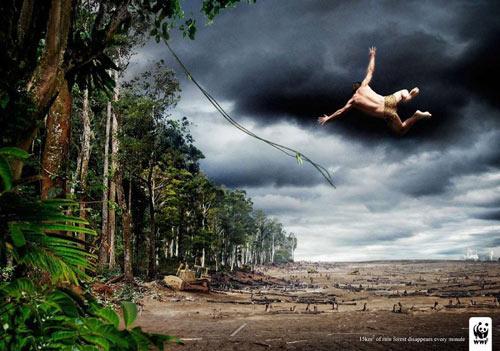 World Wildlife Fund... Autors: MataHari Kreatīvas reklāmas!