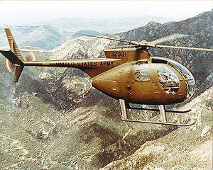 Autors: cikibubs OH-6 Cayuse.