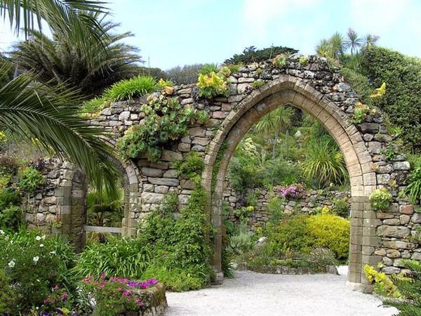 Tresco Abbey Gardens Subtropu... Autors: janyx2 10 Skaistākās vietas Lielbritanijā