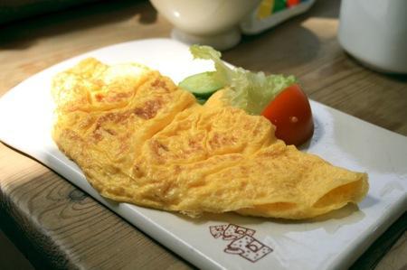 Omlete pirms gulētiešanas ir... Autors: gerdena Top 10 ēdieni labam miegam
