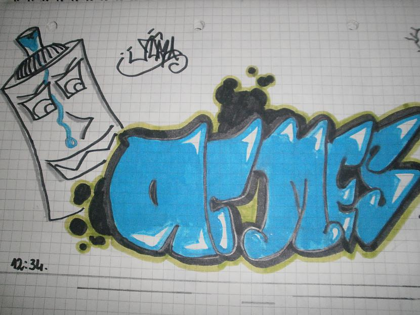 Autors: candyman26 mani grafiti