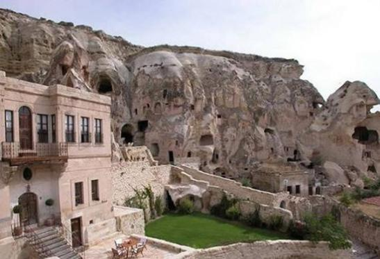 7 vieta  quotCappadocia... Autors: bellija Top 10 orģinālākās viesnīcas