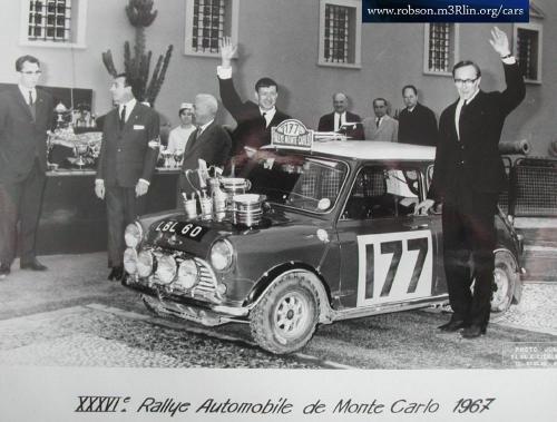 Autors: Ozijs111 Mini Cooper S 1964.