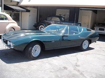 1967 Jaguar Pirana Autors: SalvadorsDali Jaguar attīstība