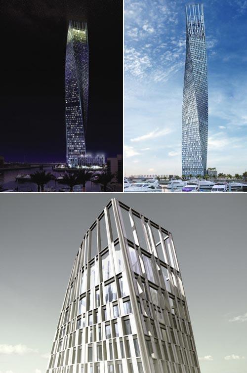 The Infinity Tower Ēkā būs... Autors: XereX Megaprojekti: Dubaja 2. daļa