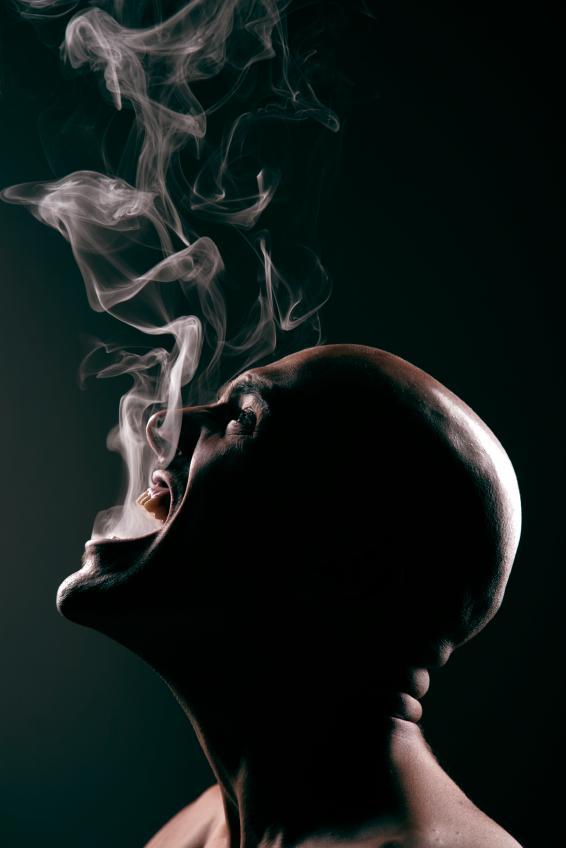 Vidusmēra cilvēks elpu var... Autors: Fosilija Fakti par tevi! 4