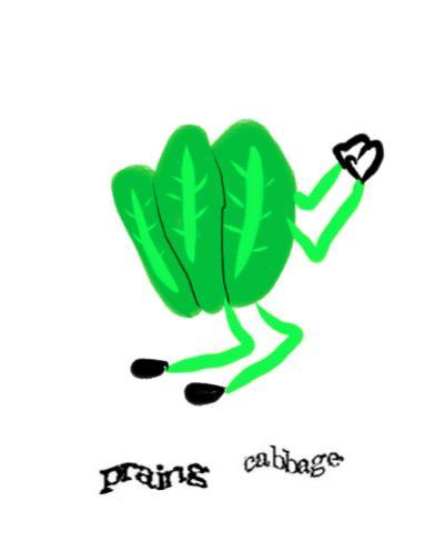 praing cabbage Autors: dangy captcha`s komiksi.