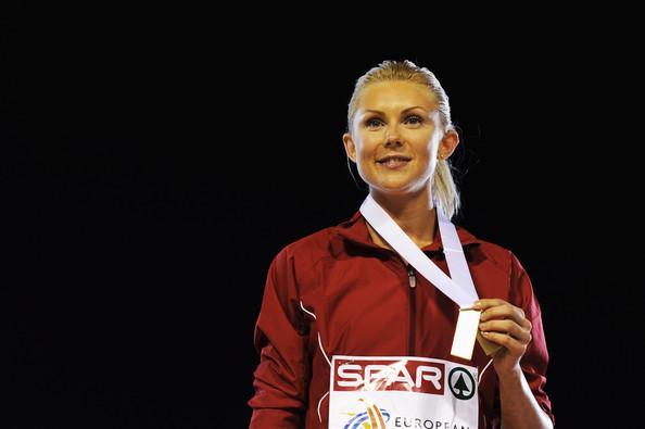 Ineta Radeviča  ir latviešu... Autors: BoomBoxis Latvijas sportisti.