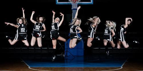 9 vieta  Karsējmeitenes... Autors: trakaiis TOP 10 bīstamākie sporta veidi