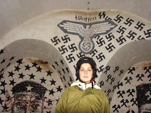 Mūsdienās šeit ir Polijas... Autors: reds Ceļojums uz Hitlera pazemes cietoksni