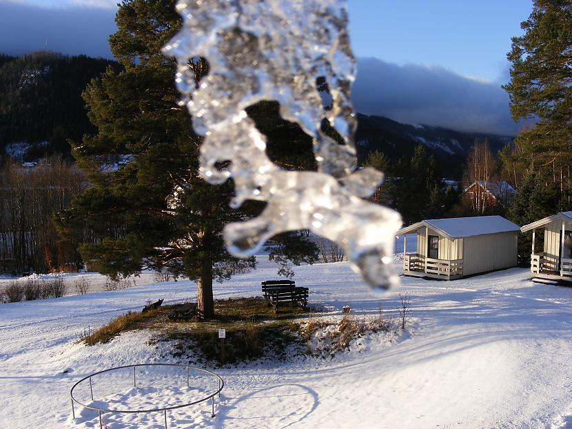 Autors: m quot m Sniegaina noskaņa, jeb Norway
