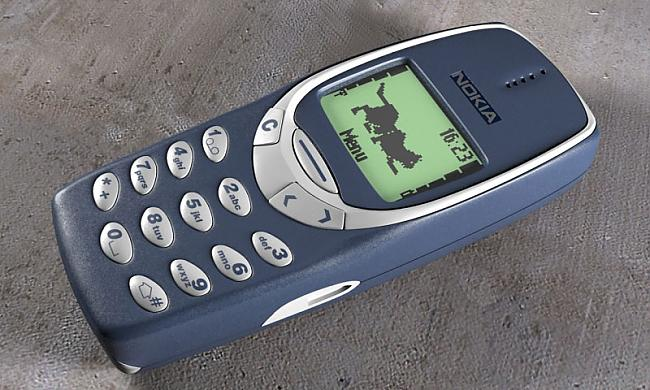 Nokia 3310 Klasika 4ever... Autors: exe TELEnostaļģija2.