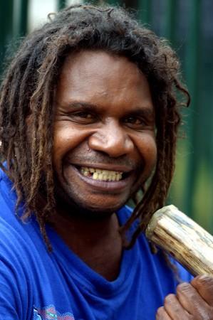 Aborigēns Autors: Sabana Australoīdu rase