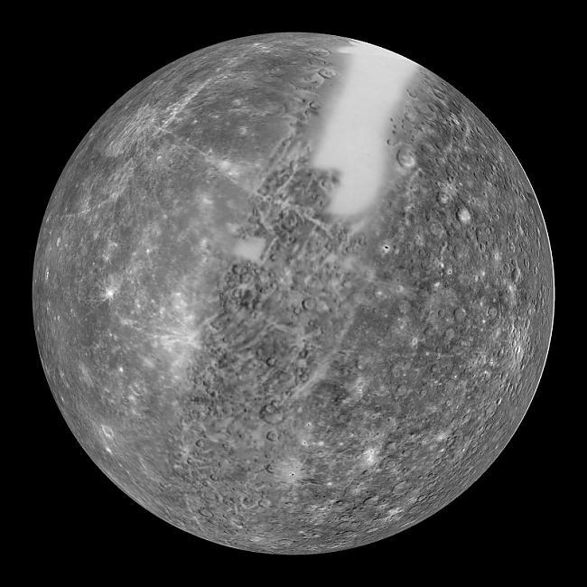 Merkurs ir mazliet lielāks... Autors: ugunīgāā Fakti par saules sistēmu.