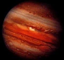 Jupiters Lielais sarkanais... Autors: DonPedro interesanti fakti par Saules sistēmu