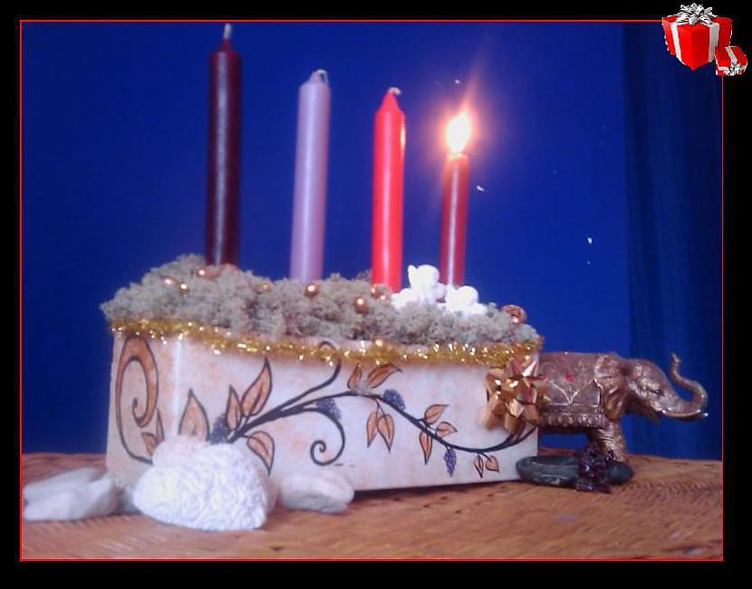 Autors: jamellia Kā radās Ziemassvētki (bildēs manis taisītie darbiņi)