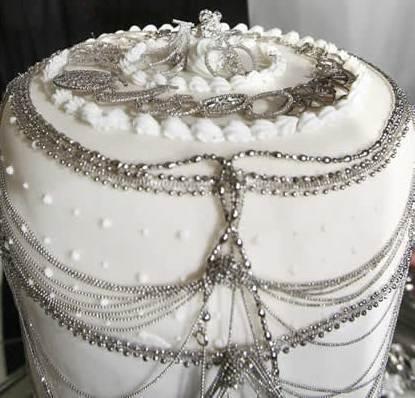 3 Platinum Cake 130000Šī torte... Autors: SJayDee Dárgákie deserti pasaulé!