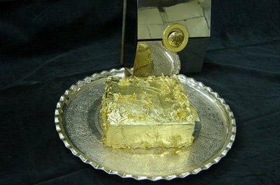 7 The Sultans Golden Cake... Autors: SJayDee Dárgákie deserti pasaulé!