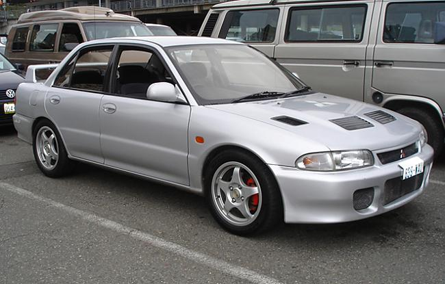 Mitsubishi Lancer Evolution 1 ... Autors: AEROlv Mitsubishi Lancer Evolution