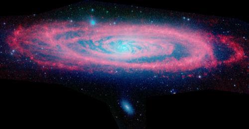 NASAHuge HiRes Photo of... Autors: jankabanka Neticami infrasarkanās fotogrāfijas paraugi.