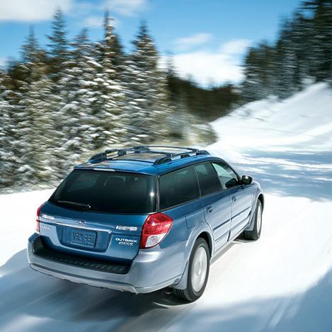 2 VIETA Subaru OutbackVairāk... Autors: MONTANNA Top 10 labākās ziemas mašīnas