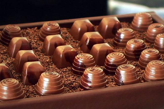 Zinātnieki secinājuši ka... Autors: manadvesele Fakti par šokolādi.
