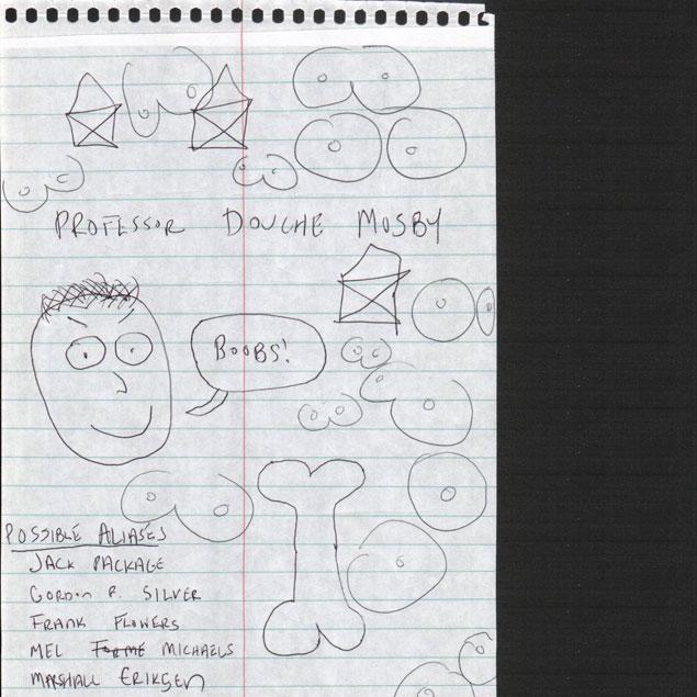 Notes from Class Robin... Autors: Salamander Barney's Blog