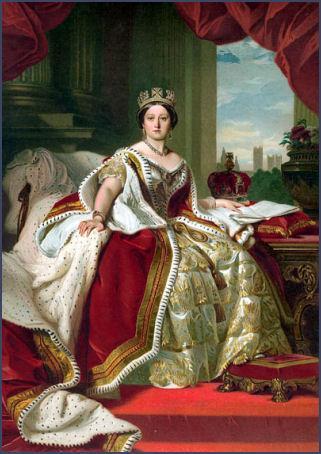 Karaliene Viktorija Autors: zhoris 31. decembris vēstures mijā (17.gs - 21.gs)
