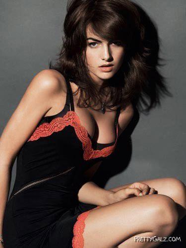 Camilla Belle ir 24 gadus veca... Autors: NOKAR Divdesmit pievilcīgākas sievietes ...