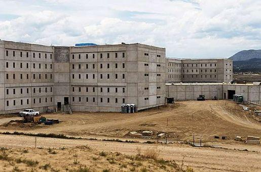 Reģionā nav lielu iespēju... Autors: Tavs Sencis Teritorija ar vislielāko cietumu skaitu