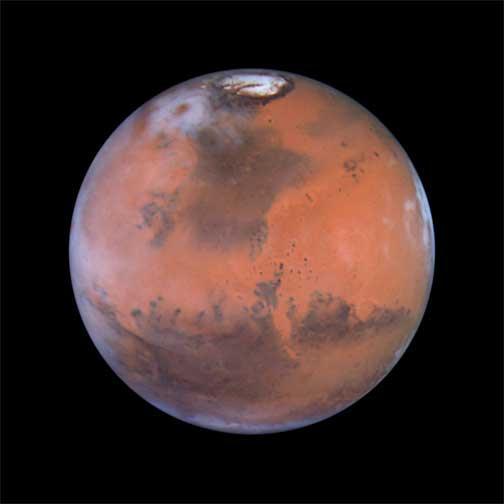 Mars ir diezgan auksta planēta... Autors: Tavs Sencis Interesanti fakti par Marsu!