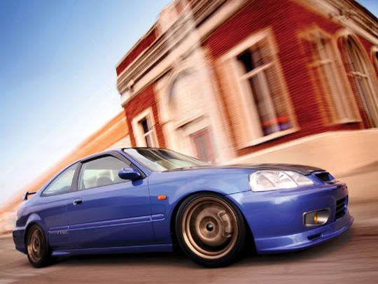 Honda Civic SI Coupe Autors: kapars118 90' gadu tautas klases superauto