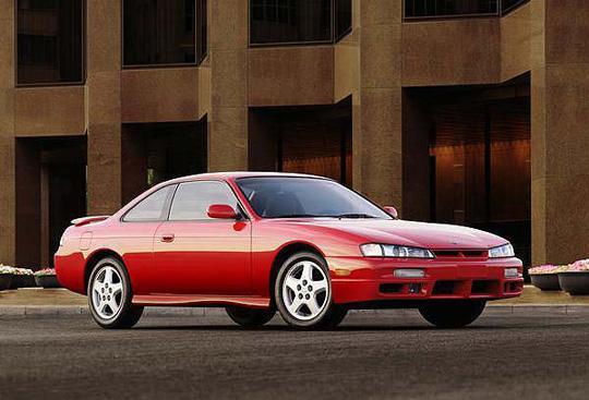 Nissan 240 SX Autors: kapars118 90' gadu tautas klases superauto