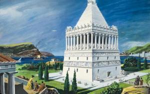 5 Mausola mauzolejs... Autors: lacukstedy 7 pasaules brīnumi