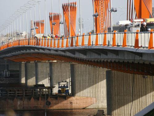 8 Autors: nauruha Globa: nelaime ar Dienvidu tiltu notiks trīs četru mēneš