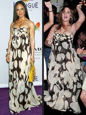 Alicia Keys vs Khloe... Autors: GraceGirl Kā divas ūdenslāses...