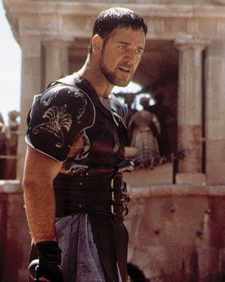 Autors: Fosilija Filmu mīļiem - Gladiator