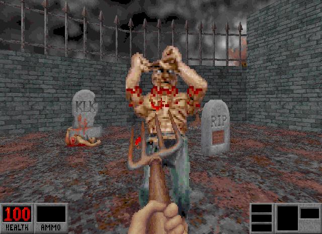 Blood | PC: Staré hry | Forum