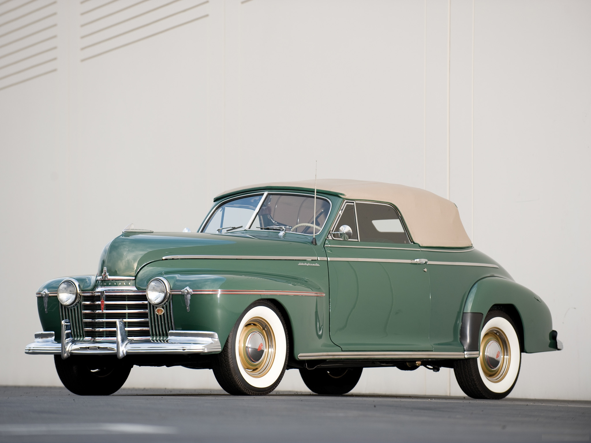 1941 Oldsmobile Convertible