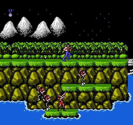 9 Contra Izdevējs Konami... Autors: kkristiii Top Nintendo Entertainment System spēles