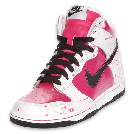 nike dunk high v day kids 01 Nike Dunk High Kids V Day.