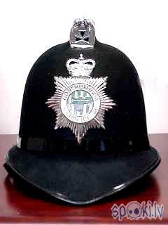 Northumbria UK Police Helmet Autors: Kadets Lielbritānijas policisti pazaudējuši īpašumus
