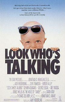 1989  Look Who039s Talking... Autors: Zarka 25 gadi - 25 filmas