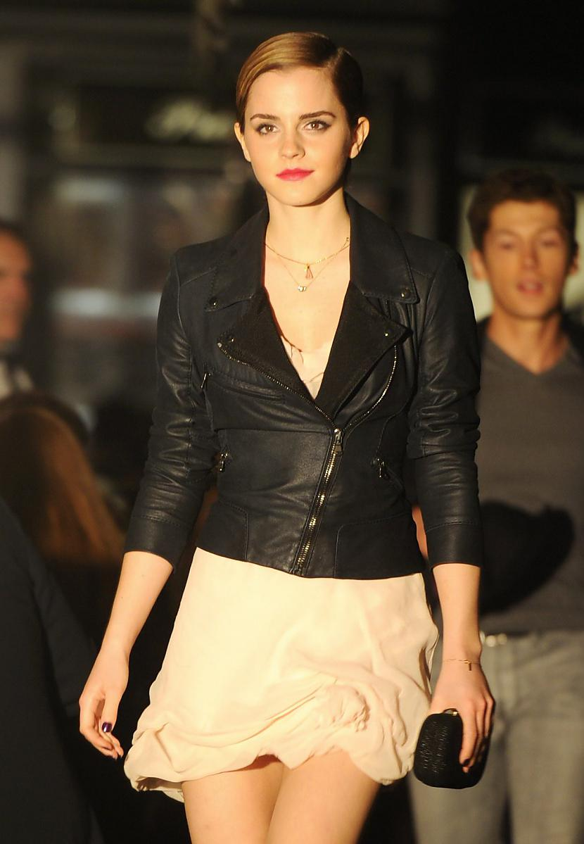 Autors: charlote Emma Watson. Lancôme