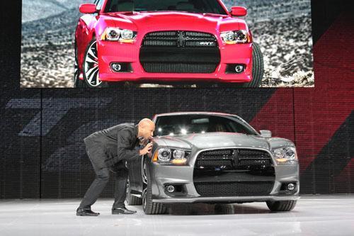 Autors: SeMaKs Dodge Charger SRT8
