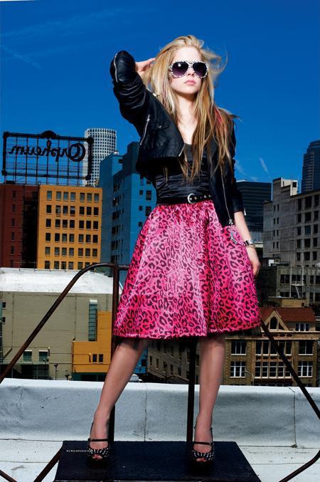 Avril Lavigne Autors: Girl112 Slavenību foto!