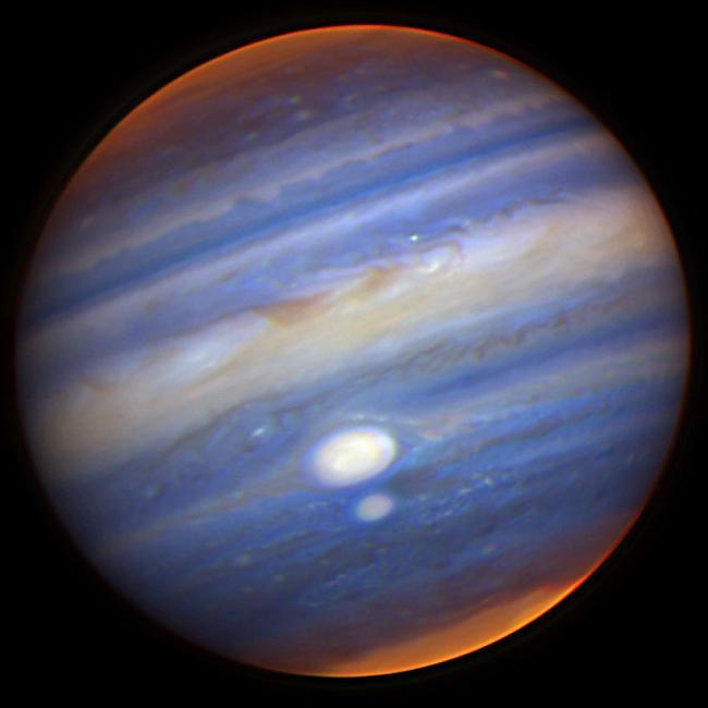 Jupiters ir Saules sistēmas... Autors: Danc /3.daļa/ 10 jauni nedzirdēti fakti.